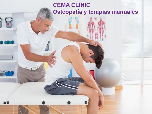 osteopatia / osteopata en vilanova i la geltru