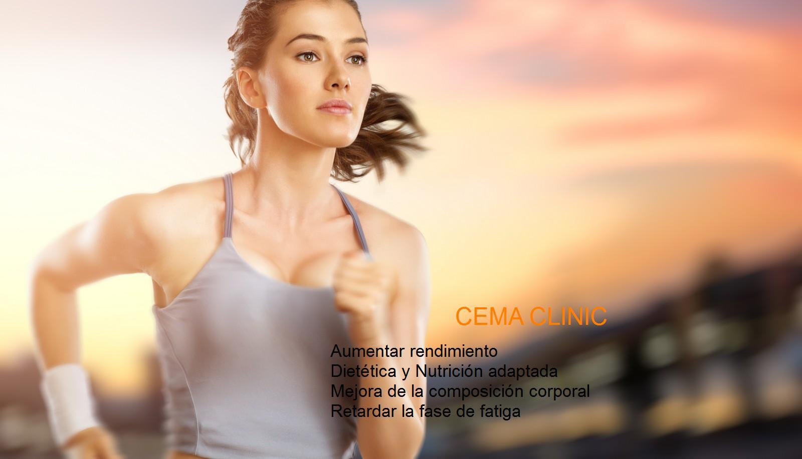 nutricionista deportivo  barcelona-CEMA CLINIC